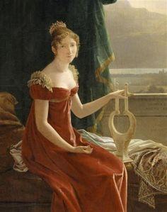 Hortense Bonaparte  1815...HIS sister  François Fleury-Richard