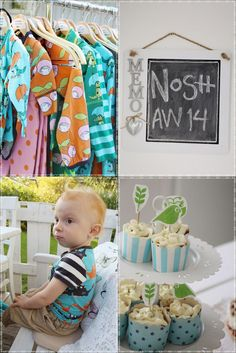 A wonderful garden party with NOSH autumn collection! thanks for the post, Aslan&Kaplan