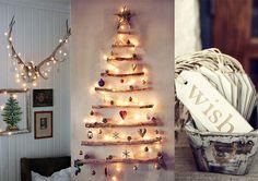 Ideas para decorar en navidad estilo DIY