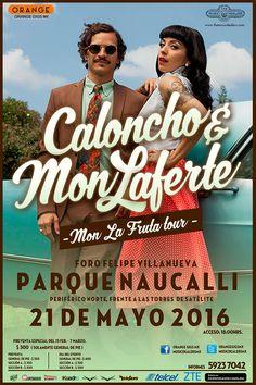 Mon Laferte y Caloncho 21 de Mayo 2016 Foro... |