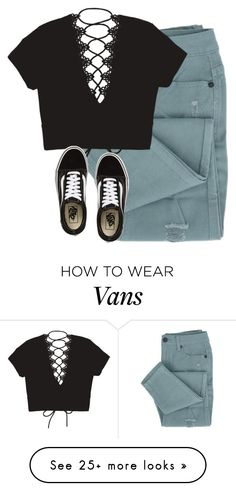 """""""Colored Pants"""" by fantacyangel on Polyvore featuring Vans"""