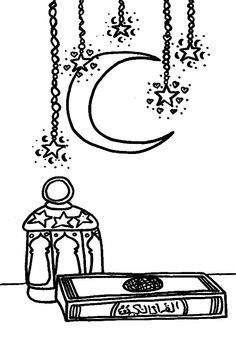 FREE Ramadan Coloring Book Downloable PDF by 2econdHome