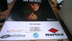 Jan Holberg, our newest Brubaker Artist and one of the greatest bassists in Europe!