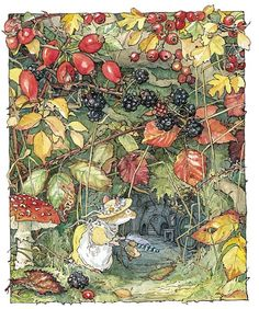 Brambly Hedge, Jill Barklem
