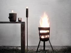 Menu | Fire Basket | AHAlife