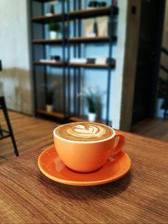 """Cappuccino"", Dancing Goat, Jakarta"