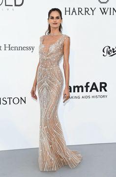 Red Carpet #Style: Models like Bella Hadid & Hailey Baldwin overshadowed A-listers at the 2017 amfAR Gala