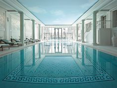 Word of Mouth: Best Indoor Pools | The Tory Blog