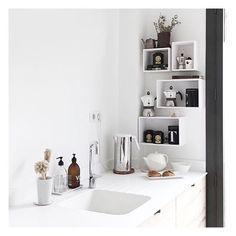 • • nichinhos espertos que podem salvar a vida e mudar a cara de qualquer cozinha  •  Vamo nessa segunda-feira? •