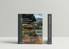 Coffee table book on the New Zealand Landscape designer Suzanne Turley. Edited and designed by Thomas Cannings. Published by Thames & Hudson. New Zealand Landscape, Coffee Table Books, Private Garden, Auckland, Editorial Design, Creative Director, Art Direction, Landscape Design, Singapore