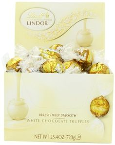 Wanna express your love to secret crush this Valentine's Day? Read here for 9 Romantic Secret Valentine Gift Ideas that will help you to win his/her heart. Chocolate Covered Fruit, White Chocolate Truffles, White Chocolate Candy, Lindt Chocolate, Valentine Chocolate, Chocolate Gifts, Chocolate Recipes, Lindt Truffles, Lindt Lindor