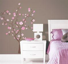 Spring Blossom Tree wall sticker - pretty!