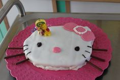 2 ans Marion - crèche - Hello Kitty