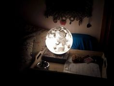 These Moon And Planet Lamps Will Make Your Room Look Out Of This World