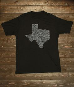"Texas City T-shirt - ""I've Been Everywhere"""