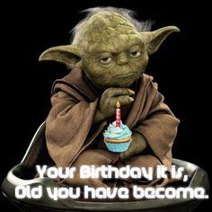 Yoda Alles Gute Zum Geburtstag Zum Geburtstag Wünsche