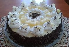 Cheesecake, Food And Drink, Pie, Sweets, Ideas, Pineapple, Recipe, Torte, Cake