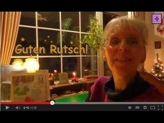 FreyaGlücksweg29 - Gedicht: Guten Rutsch ins neue Jahr ❤ Guten Übergang ❤ ................................................. Silvester, Guten Rutsch, Video, Gedicht, Gedichte, Reime, Verse, Silvester 2015/2016,