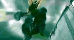 Cloud [Final Fantasy VII - Advent Children] i love this movie its on netflex