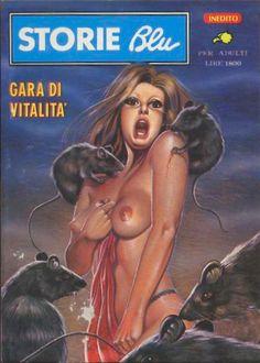 Storie Blu #75 - GARA DI VITALITA'