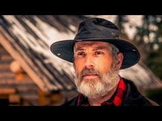 One man leaves the city life behind to build a cheap off grid log cabin and homestead in the Canadian wilderness, inc. Wilderness Survival, Survival Tips, Survival Skills, Survival Quotes, Cabin Homes, Log Homes, Bushcraft, Shawn James, How To Build A Log Cabin