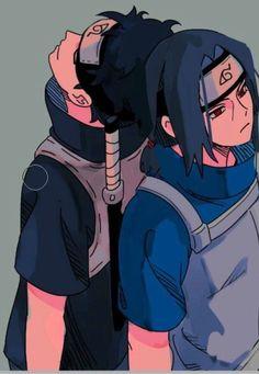 Shisui Uchiha and Itachi Uchiha - Naruto Shippuden Naruto Kakashi, Naruto Shippuden Sasuke, Anime Naruto, Naruto Fan Art, Wallpaper Naruto Shippuden, Naruto Wallpaper, Shikamaru, Sasunaru, Naruhina