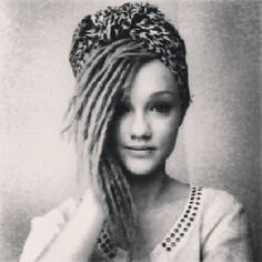 Girls With Dreads (16 photos) Check out the blond girl with dreads. Description from pinterest.com. I searched for this on bing.com/images