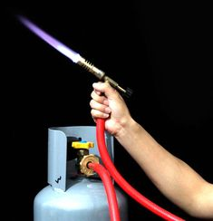 Liquefied Gas Welding Torch - Welds All Sorts Of Things With Safety & Ease Welding Wire, Welding Torch, Welding Rods, Welding Gear, Welding Table, Cool Welding Projects, Blacksmith Projects, Lathe Projects, Metal Projects