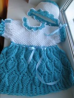 Luxury Crochet Baby Clothes Free Crochet Dress Patterns Of Free Crochet Dress Patterns Crochet Baby Sweater Pattern, Baby Sweater Patterns, Baby Girl Crochet, Crochet Baby Shoes, Crochet Baby Clothes, Baby Patterns, Crochet Patterns, Layette Pattern, Baby Kind