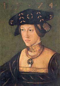 Hans Krell - Mary of Hungary, München, Bayerische Staatsgemäldesammlungen, Bamberger Filialgalerie, Inv. 3564