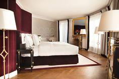 L'hôtel La Reserve à Paris signé Jacques Garcia