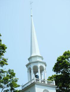 Greenfield Hill Church.