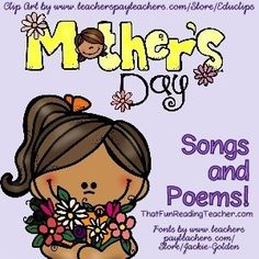 #MothersDay Songs and Poems #free playlist