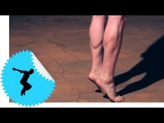 How To Jump Higher - Ankle Flexion - 1 Tip & Ballet Drill - YouTube