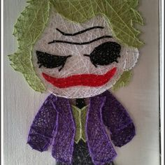 joker string art all strung up
