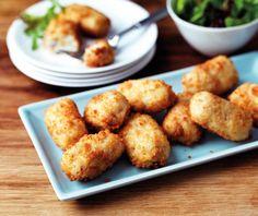 Recipe | Kroketjes Met Spaanse Ham En Champignons