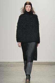 Sfilata A Détacher New York - Collezioni Autunno Inverno 2014-15 - Vogue