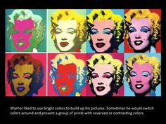 Art History for Kids: Pop Art, Andy Warhol - Art for kids