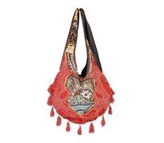 bolso-boho-chic-bag bolso hippie chic bagred hippie bag, bolso rojo