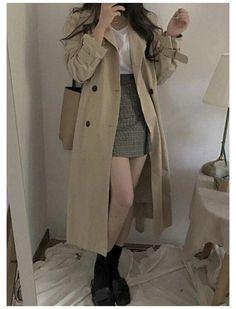 Korean Girl Fashion, Ulzzang Fashion, Korean Street Fashion, Asian Fashion, Korean Casual Fashion, Korean Fashion Styles, Korean Fashion Pastel, Korean Fashion Winter, Teen Fashion Outfits