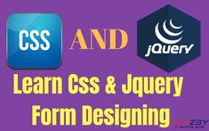 Learn Css & Jquery Form Designing (Free)  This course is the result, in this course, you will learn to generate gorgeous CSS Form from scrape, also you going to learn to master CSS and also gonna learn JQuery, this course is designed for Front-End Developer.   #css #jquery #designing #developer #formdesign #html #javascript #php #frontend #programming #develop #learn #tutorials Web Development Tutorial, Form Design, Programming, Tutorials, Education, Learning, Free, Studying, Teaching