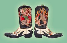 Rocketbuster Boots  Queen Pin Deluxe  Oh yeah!  3500
