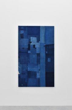 Almine Rech Gallery - DANS UN INTÉRIEUR MEUBLES, ŒUVRES MURALES & TEXTILES D'ARTISTES 06.09 — 11.10.14 paris