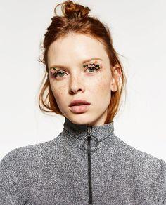 롱 슬리브 & 하이넥 티셔츠-이번 주 신상품-WOMAN | ZARA 대한민국