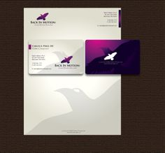 logo and branding for Holistic Chiropractor