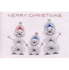 The Latest Trend in Embroidery – Embroidery on Paper - Embroidery Patterns Embroidery Cards, Learn Embroidery, Embroidery Stitches, Embroidery Patterns, Card Patterns, Stitch Patterns, Doily Patterns, Dress Patterns, Christmas Cards To Make