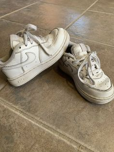 3b858800d859 NIKE AIR FORCE 1 (PS) WHITE KIDS SNEAKERS SHOES LEATHER 314193-117  fashion   clothing  shoes  accessories  kidsclothingshoesaccs  unisexshoes (ebay  link)
