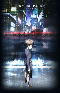 Psycho-Pass Anime Staffel 2 Ger-Sub