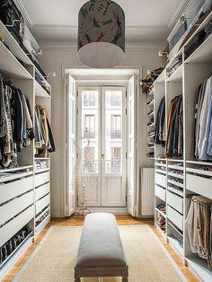 vestidores para todos los estilos