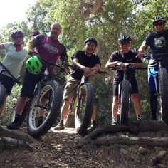 Bike Touring Ojai to Try Out Fat Bikes — Bike Overnights